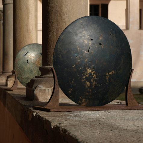 Bronzo e Ferro - Bronze and iron