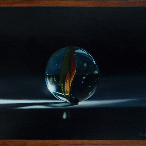 ST8216 - olio su pannello - oil on panel - 33x25h